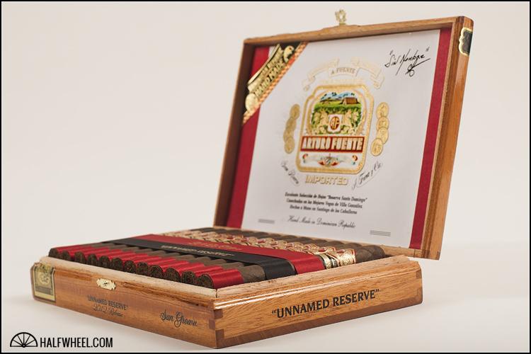 Arturo Fuente Unnamed Reserve 2012 Box 4