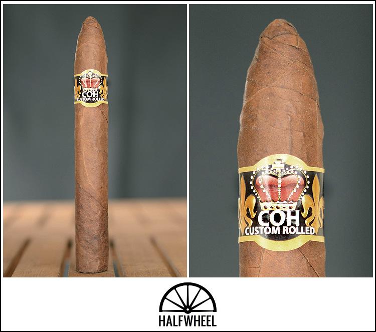 Cigars of Habanos Custom Rolled Piramides 1