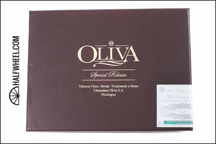 Oliva Special Edition Sampler Box