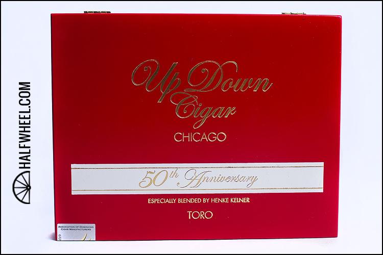 Davidoff Up Down 50th Anniversary Box