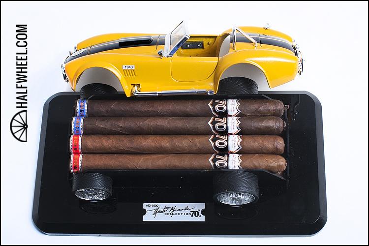 Nestor Miranda 70th Car 6