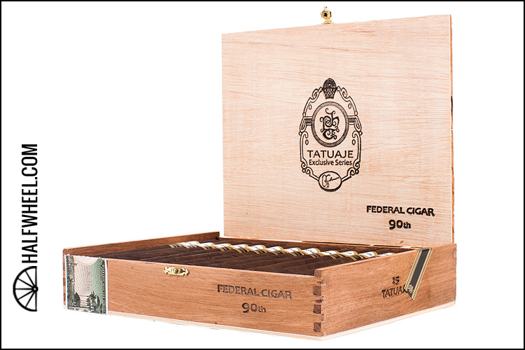 Tatuaje Federal 109 Redux Box 2