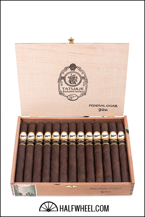 Tatuaje Federal 109 Redux Box 3