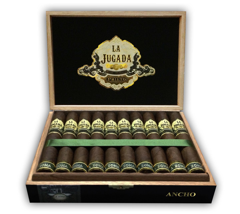 Moya Cigars La Jugada box - May 2013