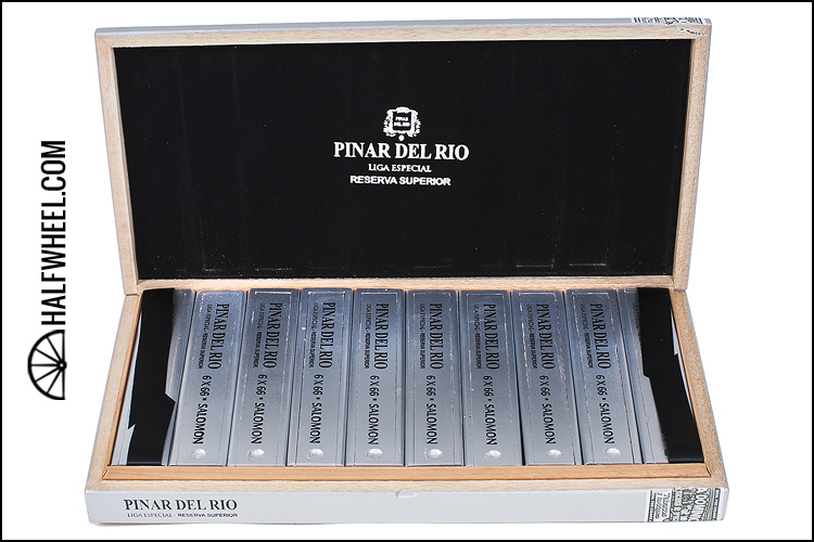 Pinar Del Rio Reserva Superior Salomon Box 2
