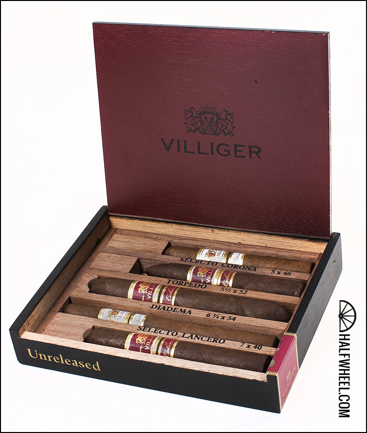 Villiger Unreleased Sampler 2