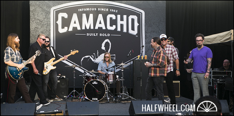 Camacho Dallas Party 1