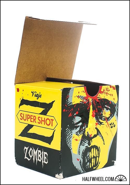 Viaje Zombie Super Shot Box 2