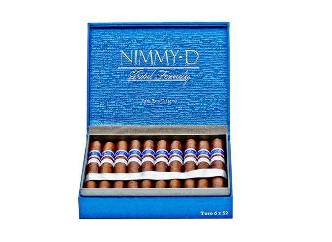 Nimmy D by Nish Patel