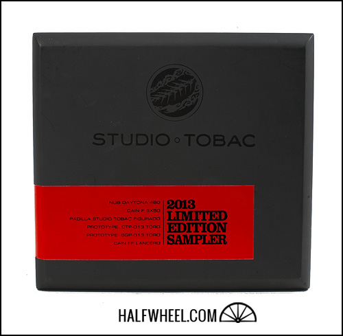 STUDIO TOBAC World Tour Sampler 1
