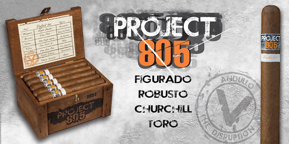 Ventura Cigar Project 805