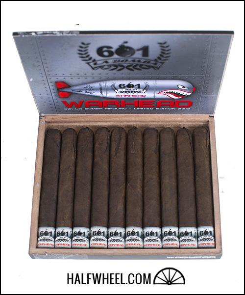 601 La Bomba Warhead Box 2
