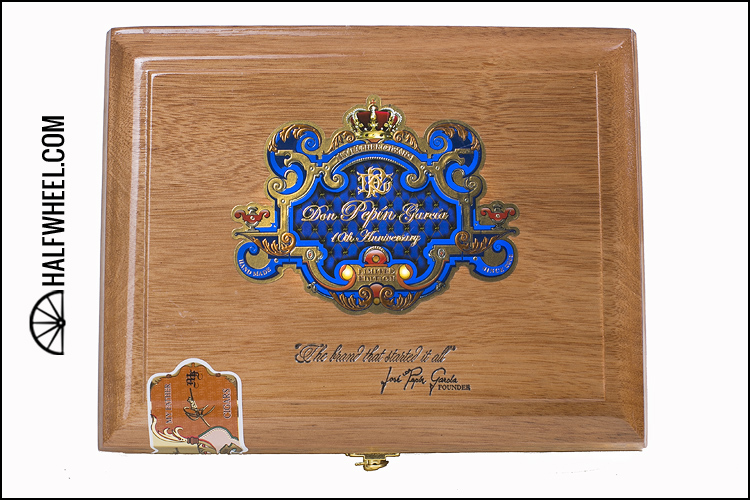 Don Pepin Garcia 10th Anniversary Box 1