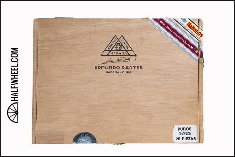 Edmundo Dantes Conde 109  ER México 2007 Box 1