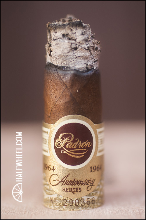Padrón W Curtis Draper 125th Anniversary Natural 4