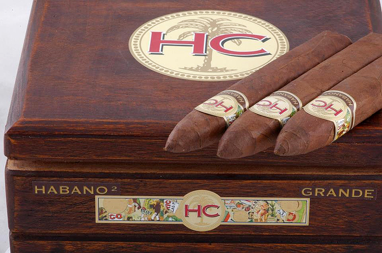 XIKAR HC Series Habano² Robusto Box 2