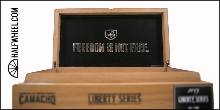 Camacho Liberty 2013 Box 2