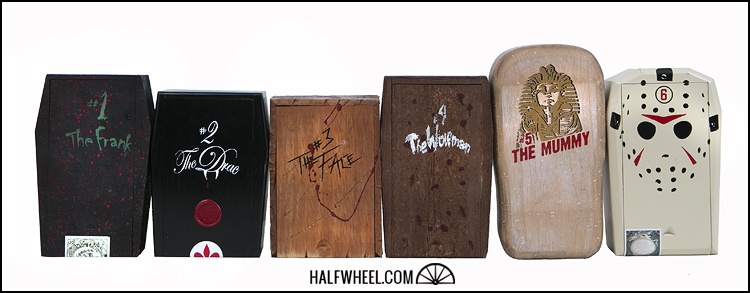 Tatuaje Monster Series Dress Boxes