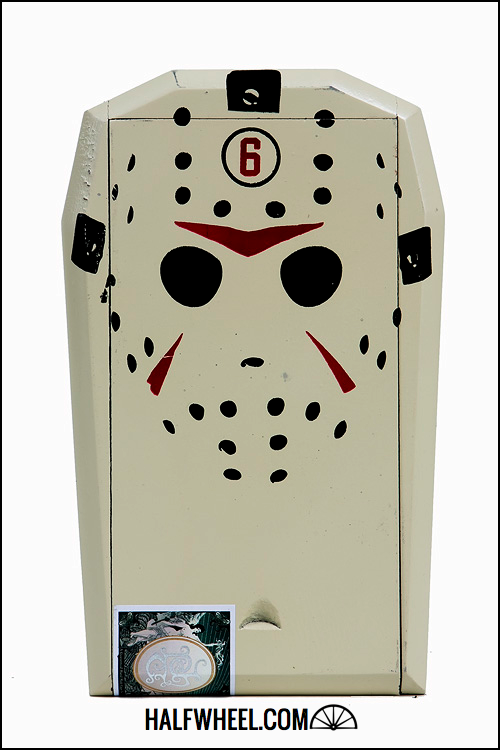 Tatuaje Monster Series The Jason Box