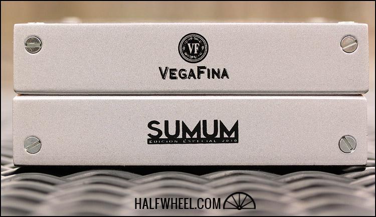 VegaFina Sumum Edición Especial 2010 Box 21