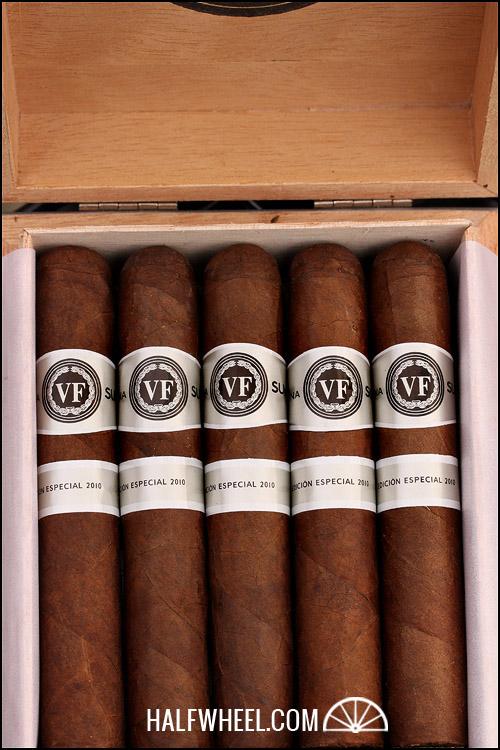 VegaFina Sumum Edición Especial 2010 Box 4