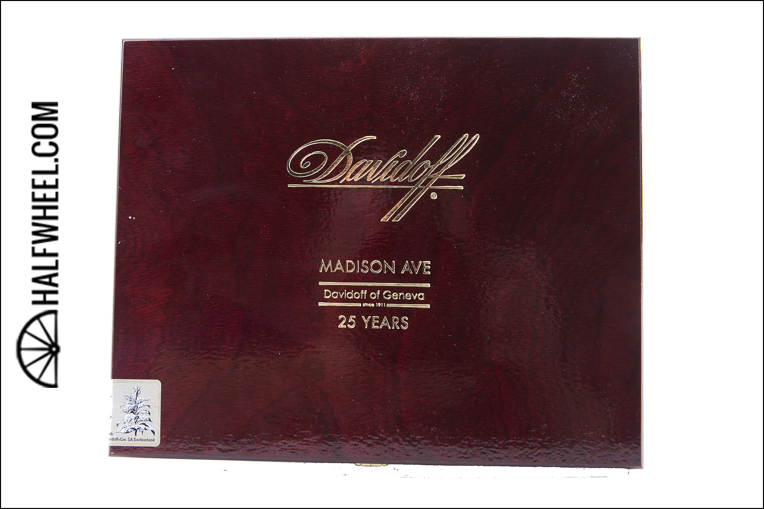 Davidoff Madison Avenue 25th Anniversary Box 1
