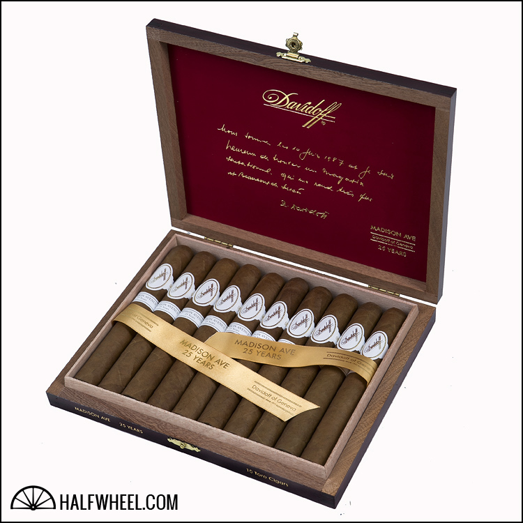 Davidoff Madison Avenue 25th Anniversary Box 2