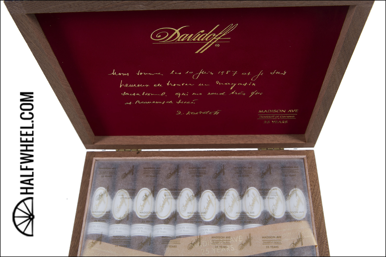 Davidoff Madison Avenue 25th Anniversary Box 3