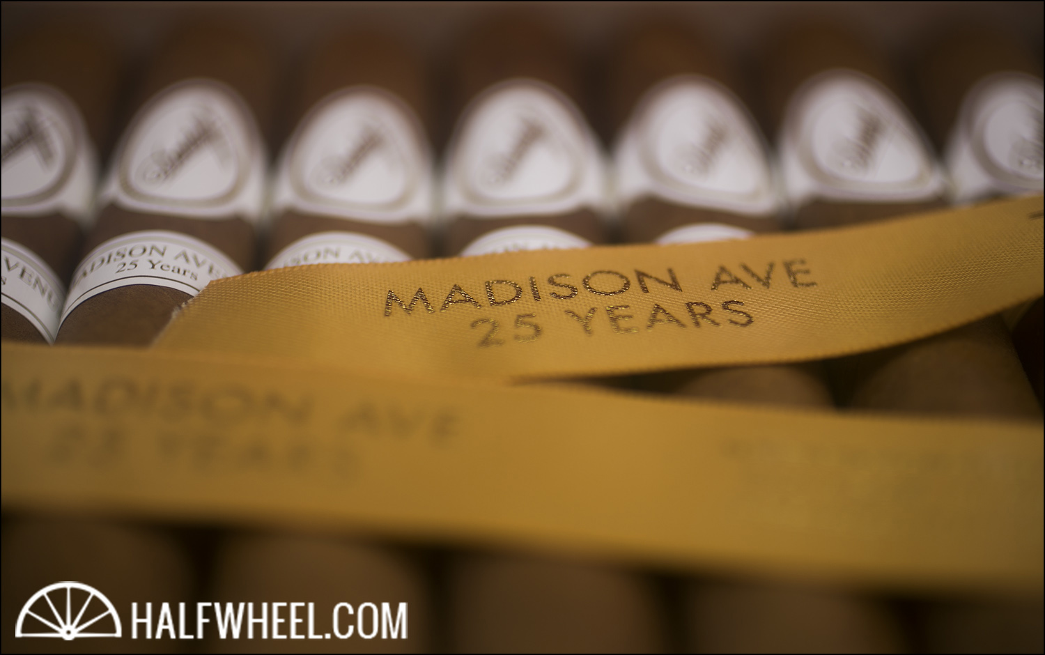 Davidoff Madison Avenue 25th Anniversary Box 4