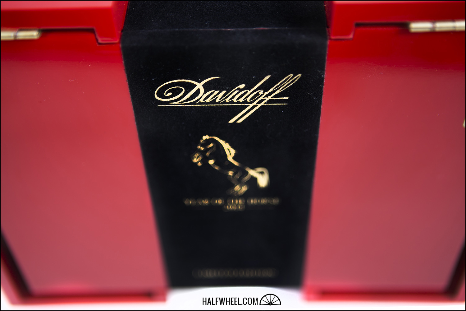 Davidoff Limited Edition 2014 Year of the Horse Box 2