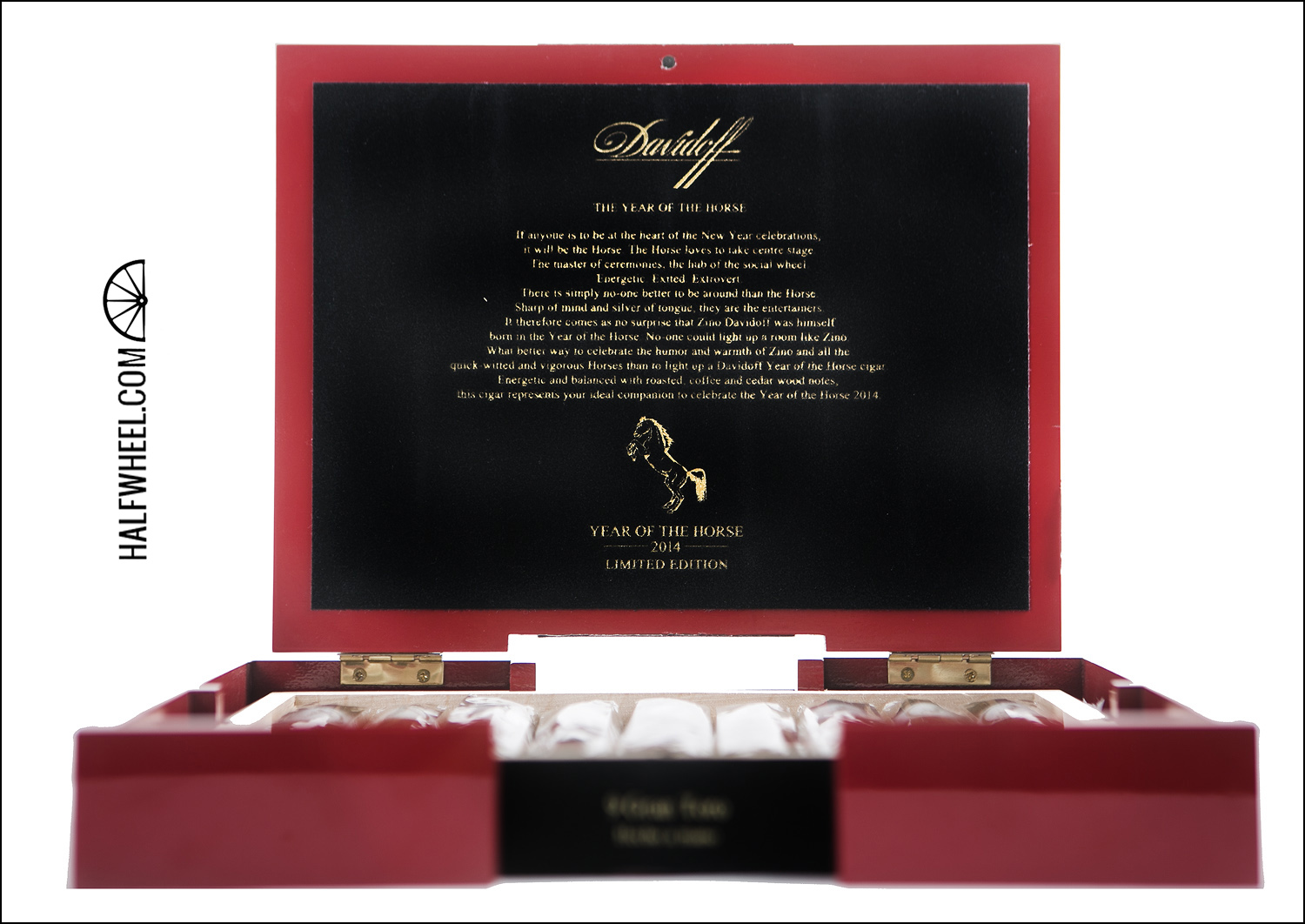 Davidoff Limited Edition 2014 Year of the Horse Box 4