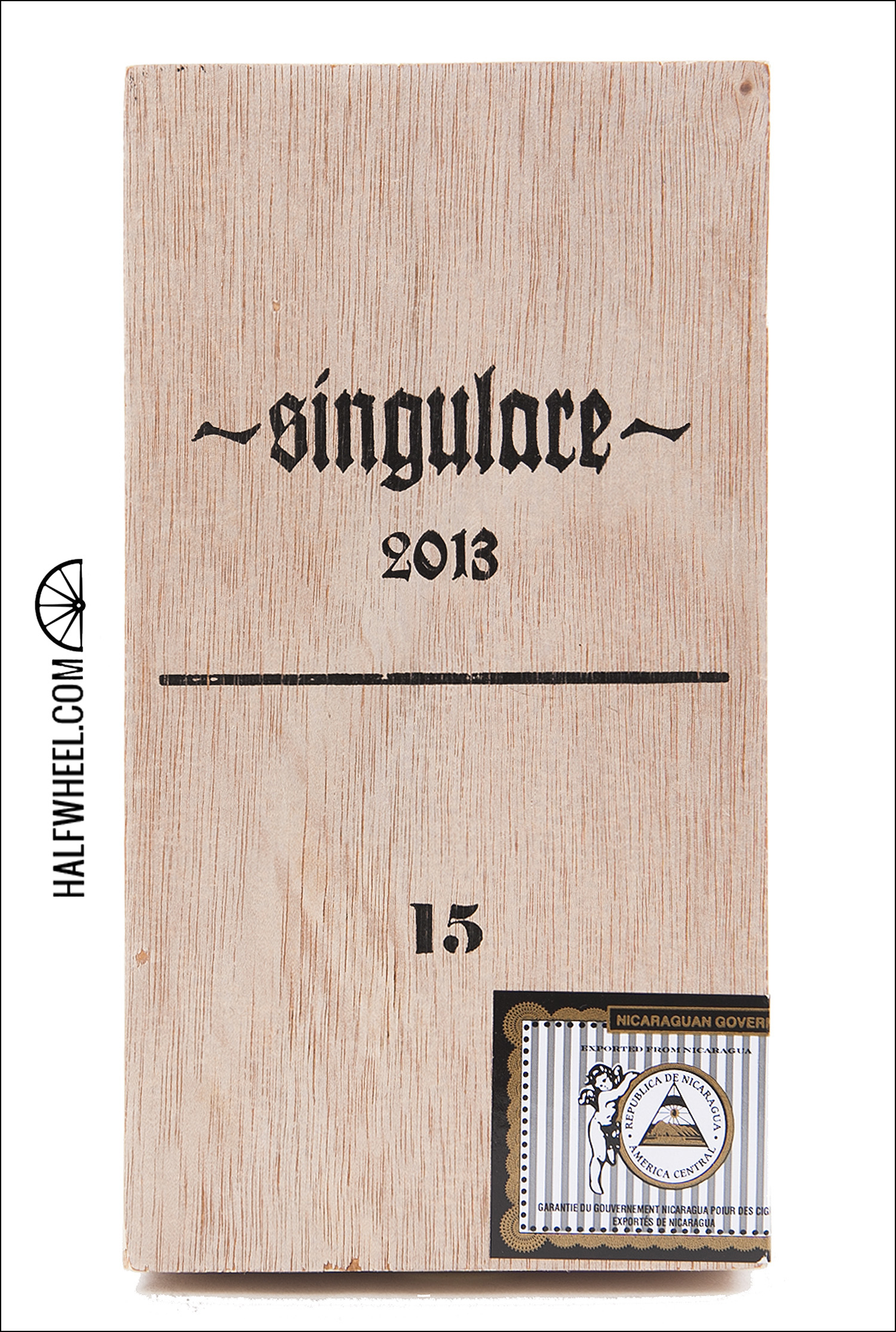 Illusione Singluare 2013 Rose Croix Box 1