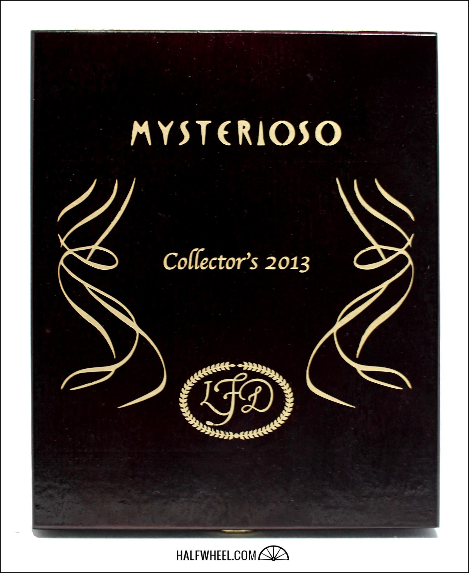 La Flor Dominicana Mysterioso Collector s 2013 Box 1