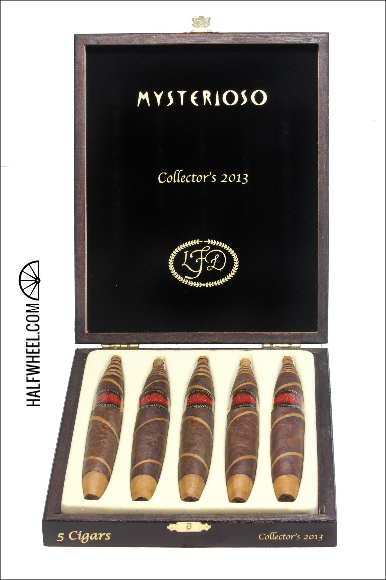 La Flor Dominicana Mysterioso Collector s 2013 Box 2