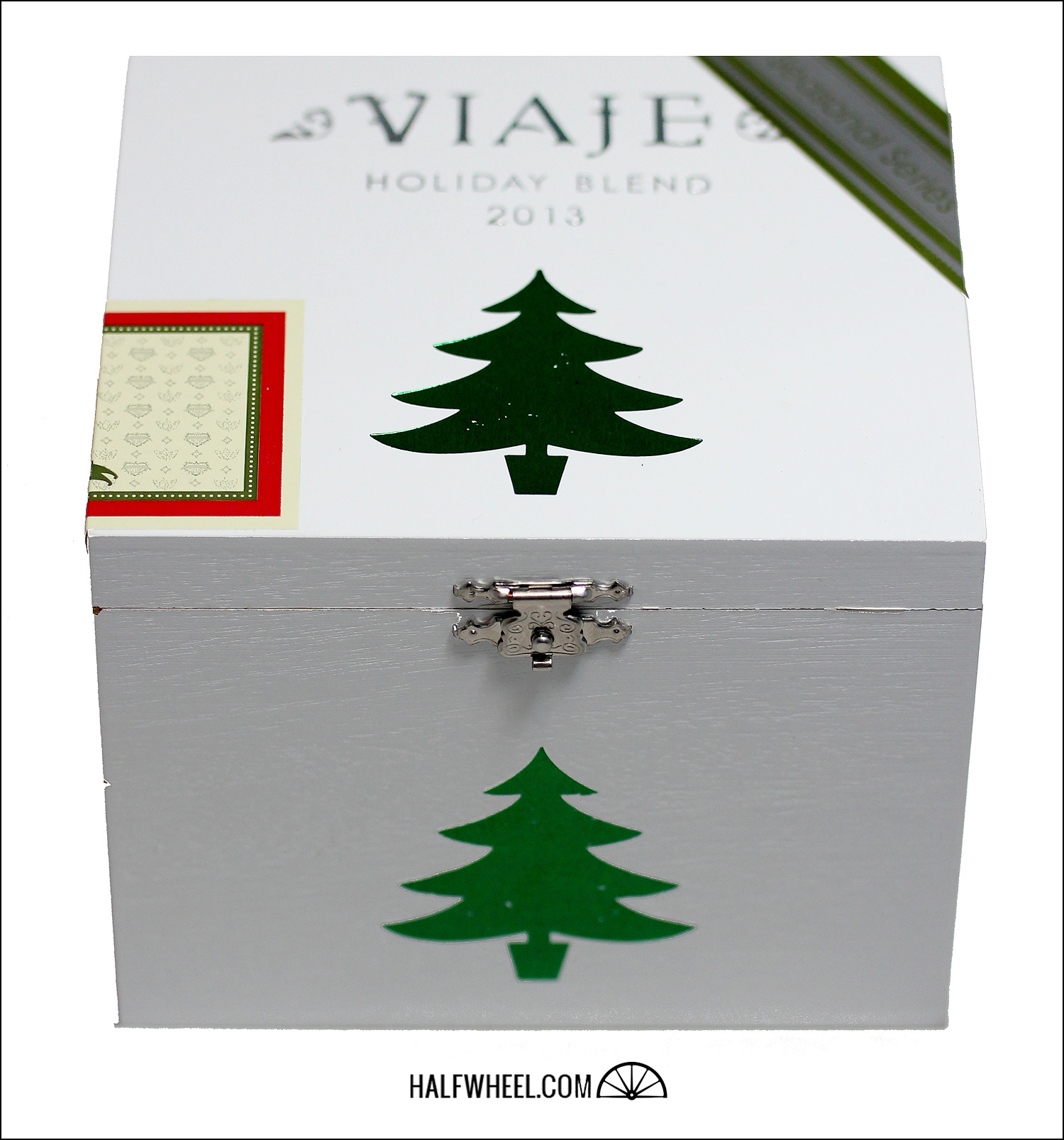 Viaje Holiday Blend Christmas Tree Box
