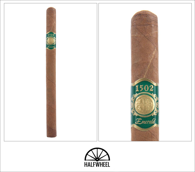 1502 Emerald Lancero 1