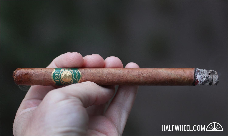 1502 Emerald Lancero 2