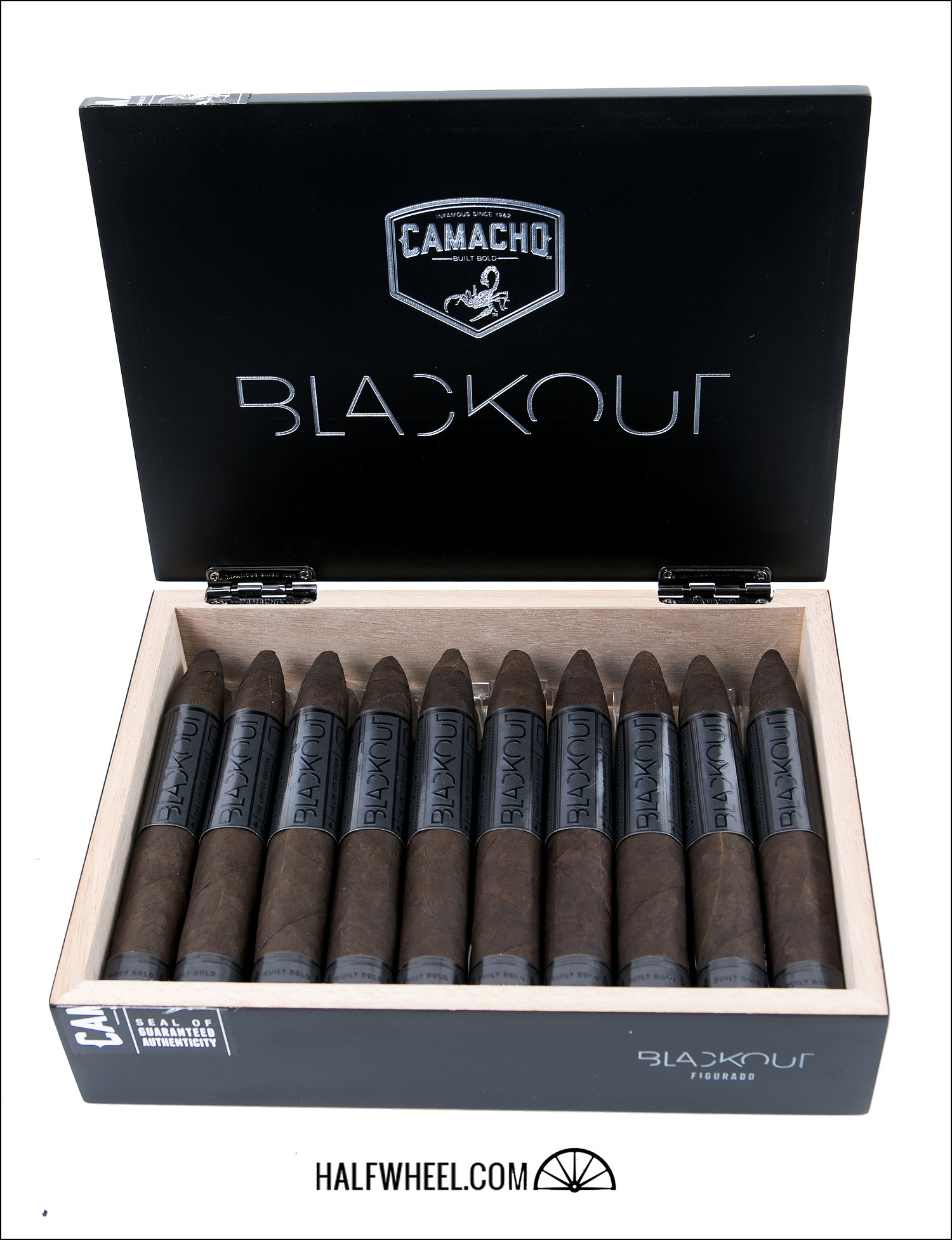 Camacho Blackout 1