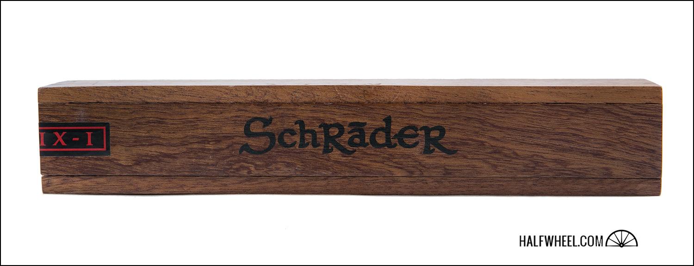 Schrader Hispaniola Sparky DOCO EST MMIX I Coffin 1