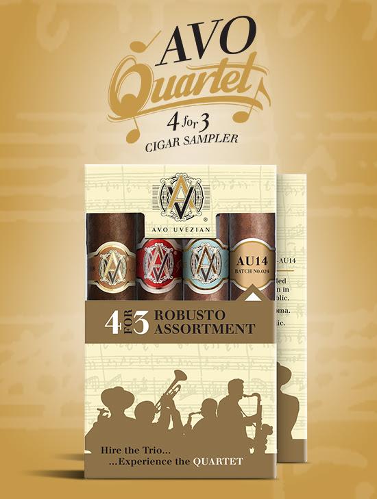 Avo Quartet Box