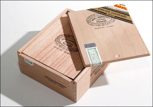 Hoyo de Monterrey Grand Epicure  EL 2013 Box 1