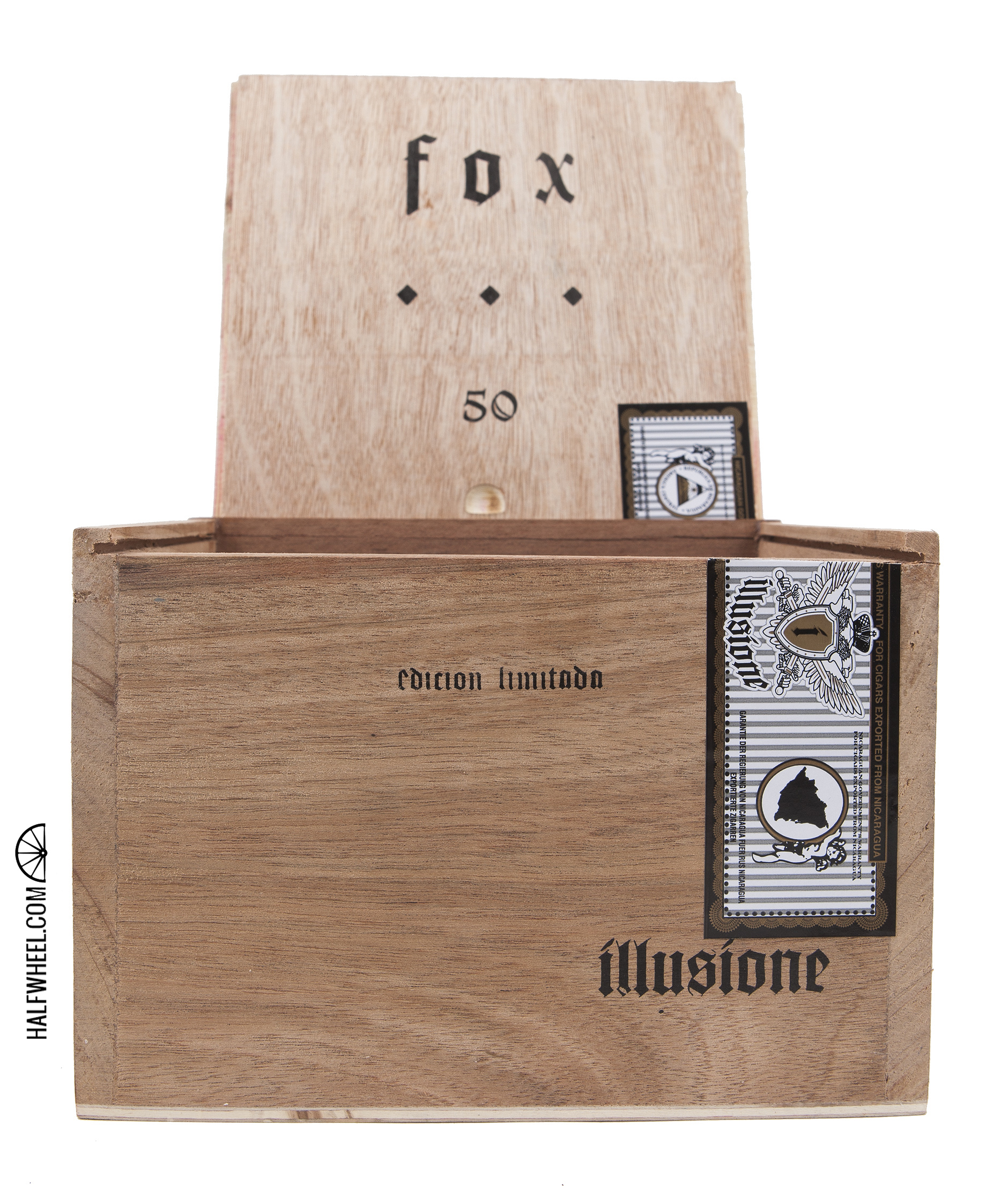 Illusione Sin Cinta Box 2