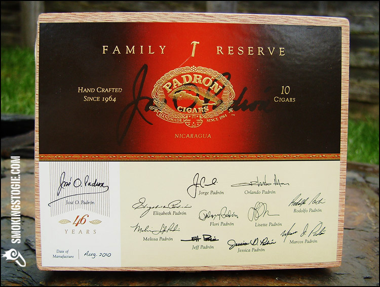 Padron Family Reserve No 46 Maduro 1
