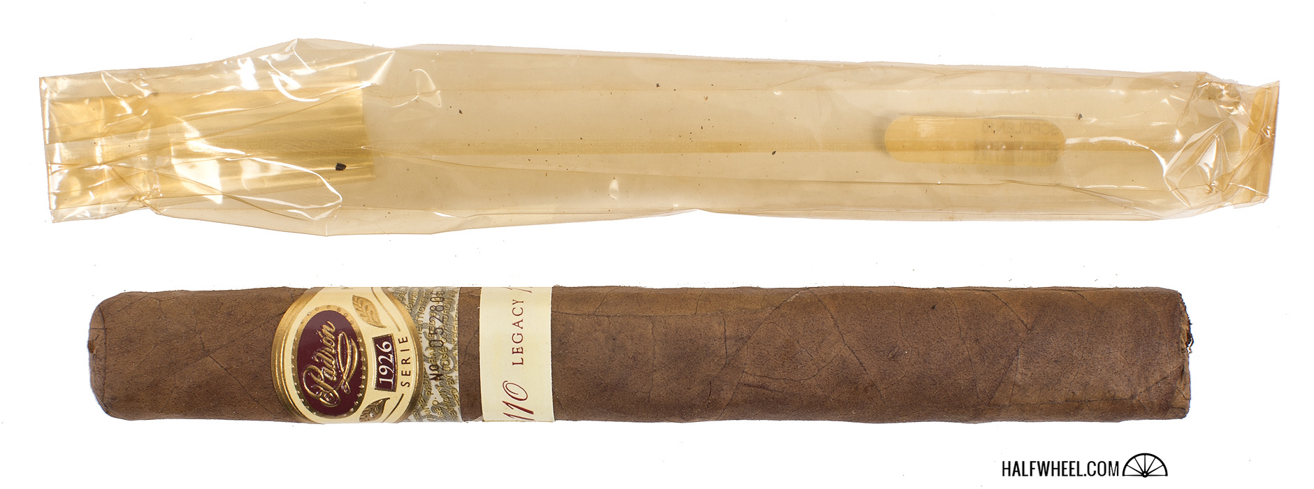 Padron 1926 Holt s 110 Legacy Natural Cellophane