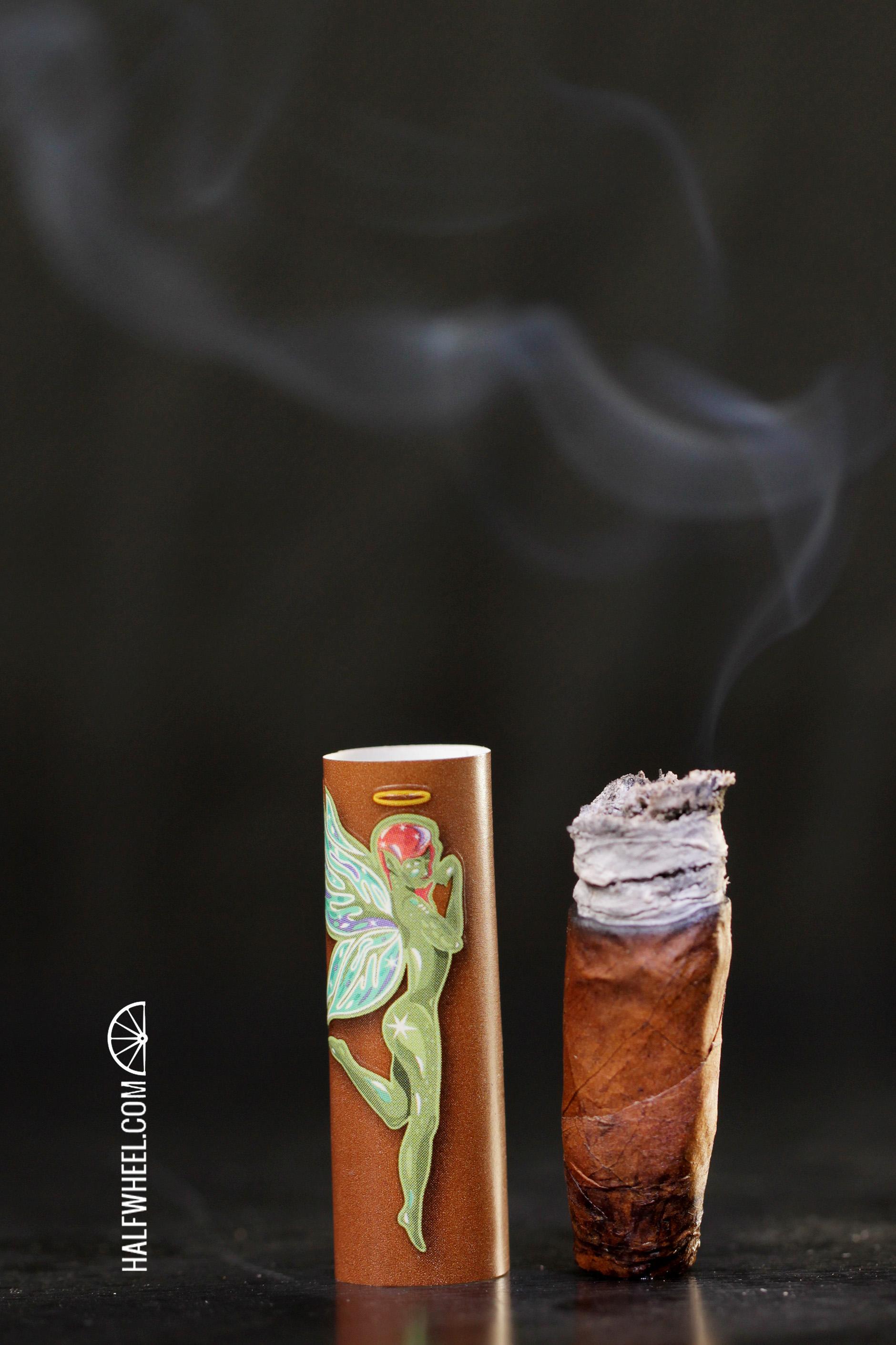 Crux Cigars Ninfamaniac 4