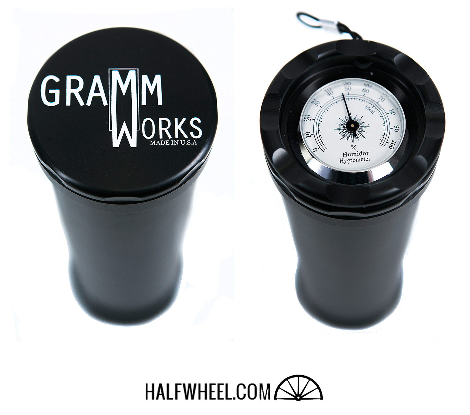 GRAMM Works Travel Humidor Main