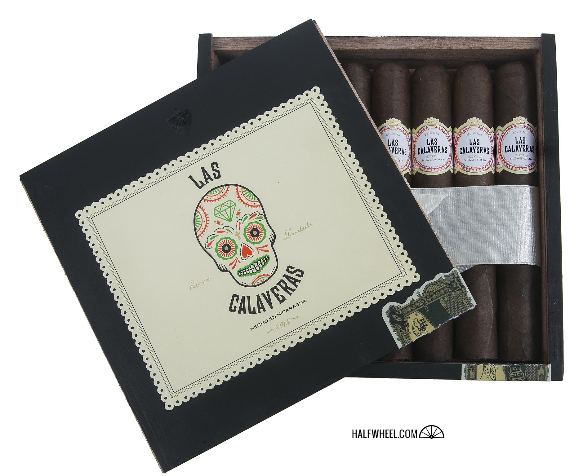 Las Calaveras EL 2014 LC550 Box 2
