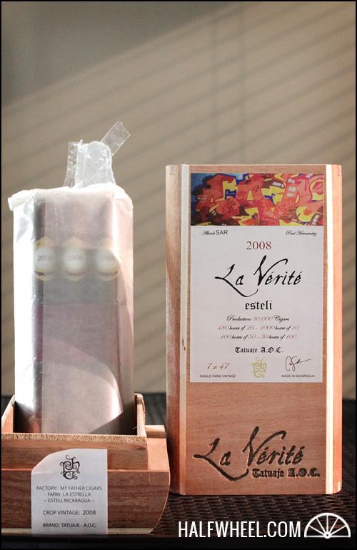 Tatuaje La Verite 2008 Box 1
