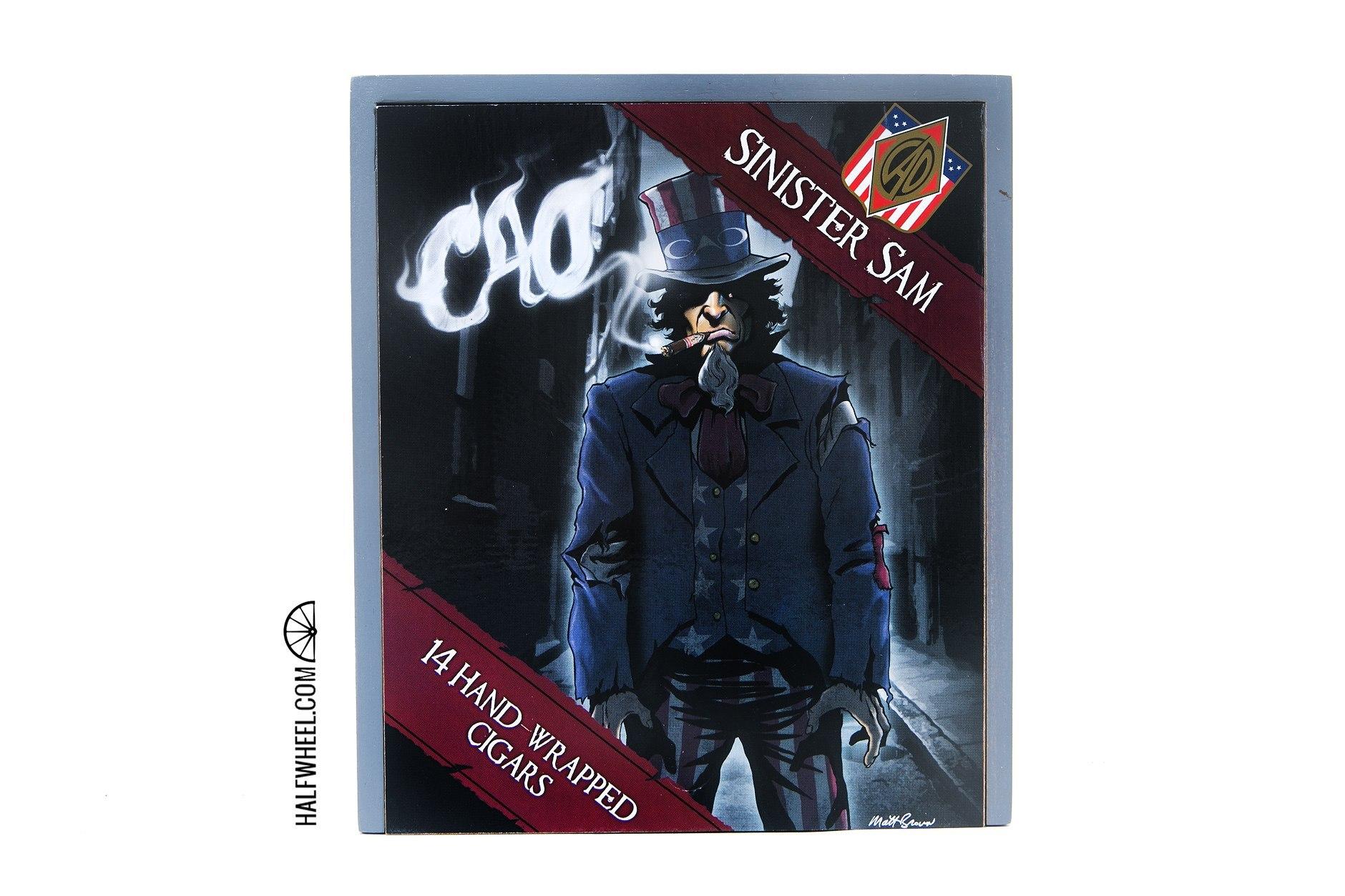 CAO Sinister Sam Box 1