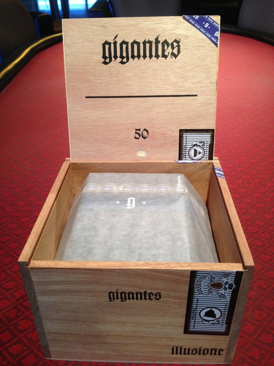 Illusione Gigantes Box 2